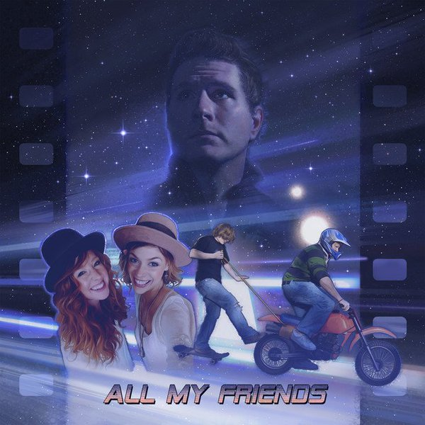 Owl City新单曲《All My Friends》!