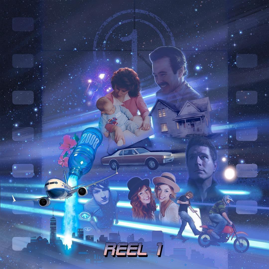 Owl City全新EP《Reel 1》!