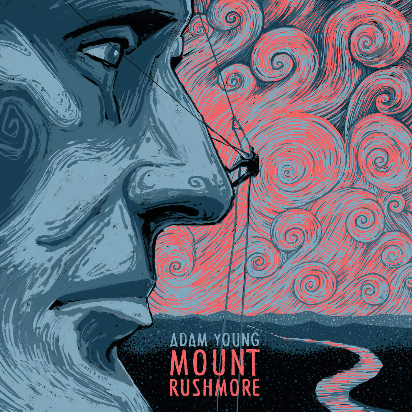 Adam Young Scores 11月新作《Mount Rushmore》!