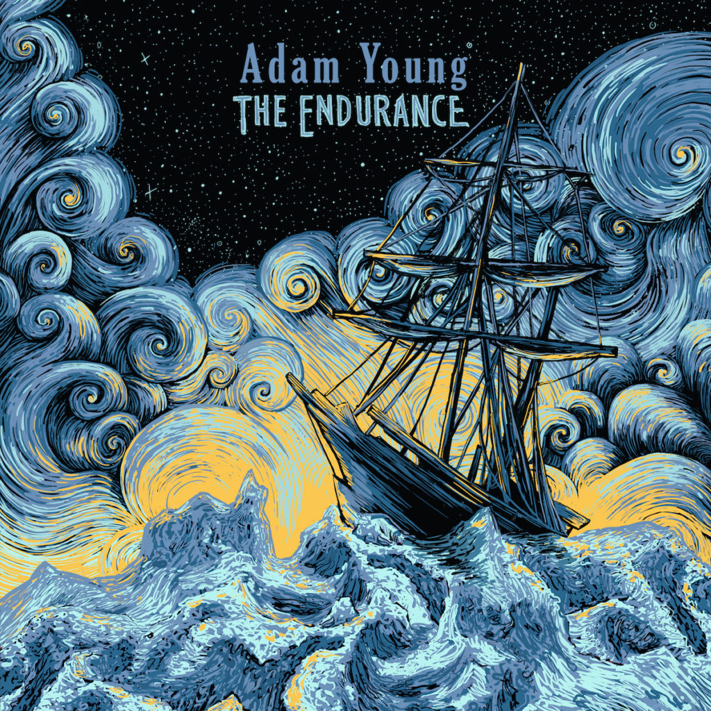 Adam Young Scores 12月新作《The Endurance》!