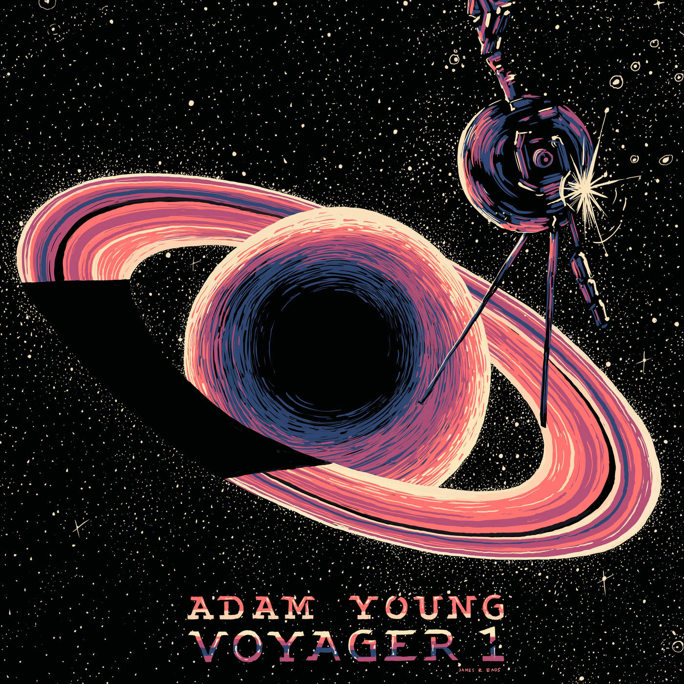Adam Young Scores 10月新作《Voyager 1》!