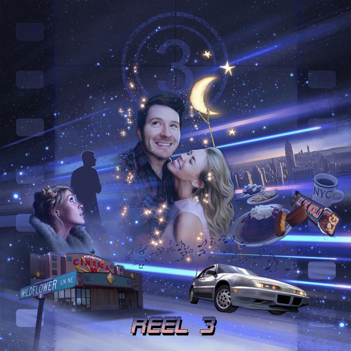 Owl City全新EP《Reel 3》!